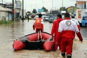 چند نفر در سیلاب ۱۶ استان کشور امداد رسانی شدند؟