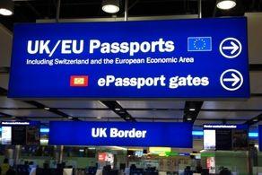 سختگیری جدید انگلیسی برای اتباع اروپایی+جزییات