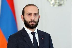 وزیر خارجه ارمنستان وارد تهران شد