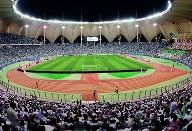 ورزشگاه لاکچری عربستان میزبان فینال لیگ قهرمانان آسیا شد