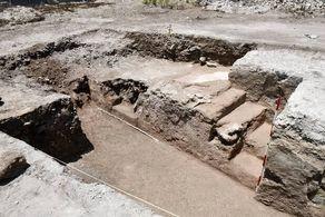 کشف گورهای باستانی در قزوین