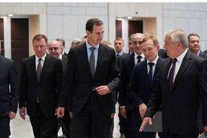 برنامه جدید بشار اسد برای آوارگان سوری